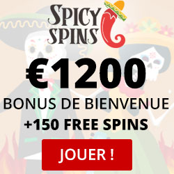 bonus casino spicy spins